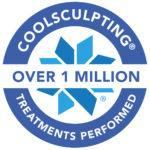 Over 1 Million Coolsculpting Treatments